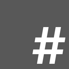hashtag card linking