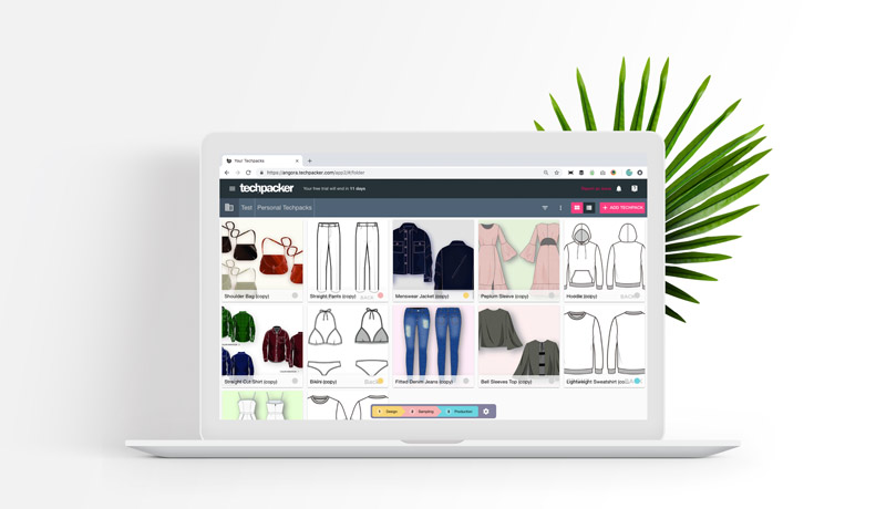 6 reasons to choose Techpacker over a fashion PLM software