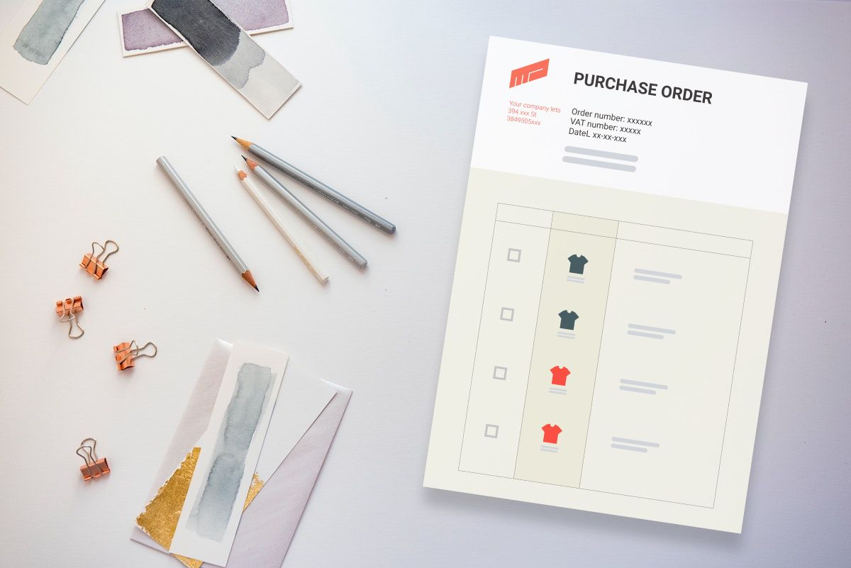 What is a Purchase Order Sheet and How Can You Add One in a Tech Pack